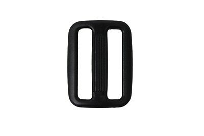 Tri Sliders 3 Bar Glider Buckle 25mm in Packs of 10 20 50 and 100