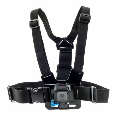 G7I8 Chest Strap For GoPro HD Hero 6 5 4 3+ 3 2 1 Action Camera Harness Mount