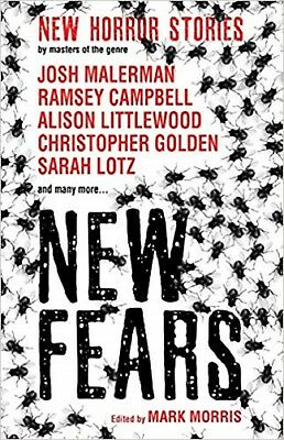New Fears - New Horror Stories by Masters of the Genre (Paperback) Book