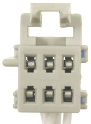 Instrument Panel Harness Connector BWD PT1197