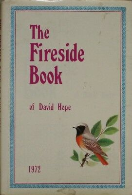 The Fireside Book 1972 (Annual), Hope, David, Very Good Book