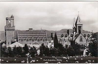 The Abbey, FORT AUGUSTUS, Inverness-shire RP