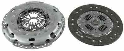 LUK TRANSMISSION 2 Piece Clutch Kit 240mm Mitsubishi