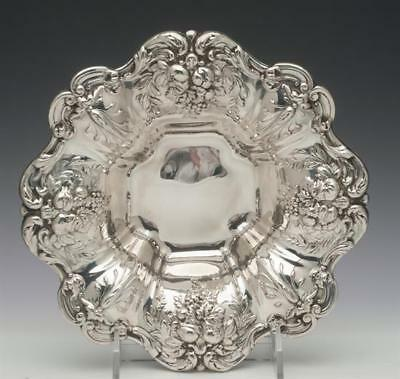 "Francis I by Reed & Barton Sterling Silver Centerpiece Bowl 11.5"", X569"