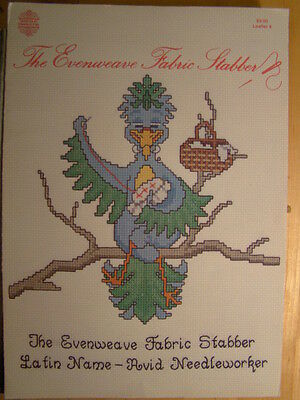 The Evenweave Fabric Stabber    Cross Stitch Patterns