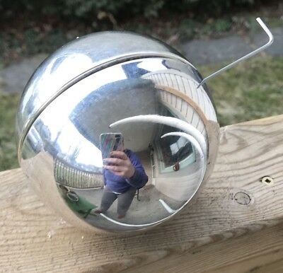 Atomic Bank Roll Jens For Stelton Denmark Space Age Money Keeper Coin Bank