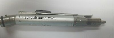 Pneumatic Surgical Handpiece Hall Surgairtome Two High Speed Drill 5058-01