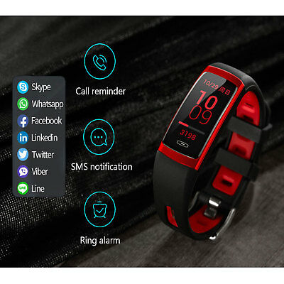 CD09 Smartwatch Band Reloj Inteligente Bluetooth Impermeable Para Android & IOS