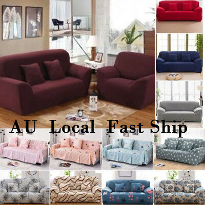Stretch Sofa Couch Covers Slip Cover 1 Seater 2 Seater 3 Seater 4Seater Lounge