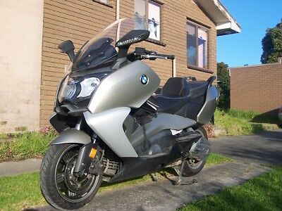 Bmw C 650 Gt Maxi Scooter---Fully Appointed, Low Kms. Executive Conveyance....