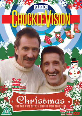 Chucklevision: Christmas DVD (2011) Chuckle Brothers