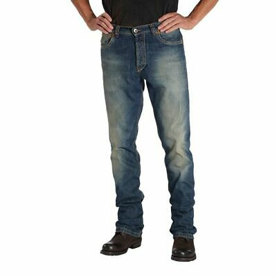 Rokker Red Selvage Slim Motorcycle Protective Jeans - Free Shipping