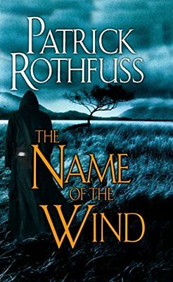 The Name of the Wind (Kingkiller Chronicles) by Rothfuss, Patrick Book The Fast