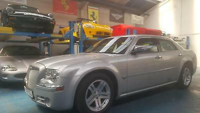 Chrysler 300C 3.0CRD V6 Lux auto. Just 52800 miles. Good service history.