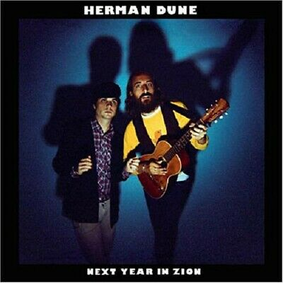 Herman Dune : Next Year in Zion + Book CD Highly Rated eBay Seller Great Prices