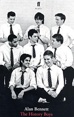 Bennett, Alan-The History Boys  BOOK NEW