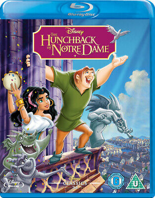 The Hunchback of Notre Dame (Disney) Blu-Ray (2013) Gary Trousdale cert U