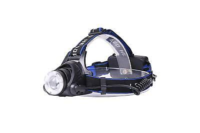 Zoomable LED Headlamp By Limitless: Rechargeable Head Lamp For Night Walks & & –