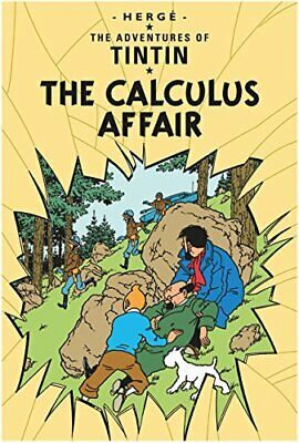 The Calculus Affair (The Adventures of Tintin) by Herg� Paperback Book The Cheap