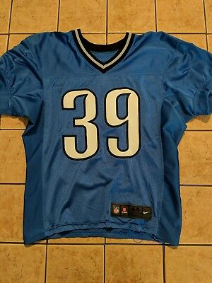 newest 8c8d2 8c391 where to buy game isa abdul quddus jersey detroit lions 42 ...