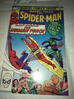 The Amazing Spider-Man #17 Reprint in Marvel Tales #155 from Sept. 1983