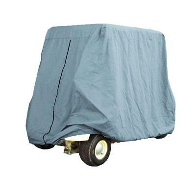 2 Passenger Enclosure Storage Golf Cart Cover For EZ Go Club Car Yamaha Cart 59""
