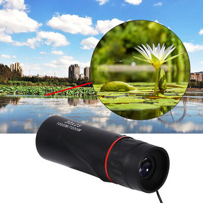 Camping Hiking Hunting Night Vision HD Optical Monocular Telescope 30 x 25 Type