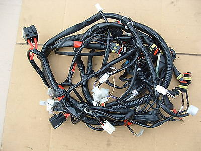Piaggio Fly 150 Ie Main Electrical Harness Good Condition