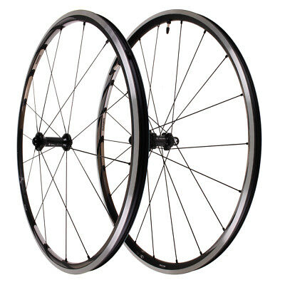 clincher black 20h Shimano WH-RS610-TL rear rim
