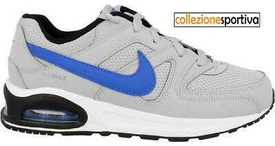 new products d5537 0bfc6 SCARPE BAMBINO BAMBINA NIKE AIR MAX COMMAND FLEX (PS)-844347-007