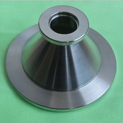 Stainless Steel 304 KF-50 to KF-16 Conical Reducer Vacuum Fitting Adapter