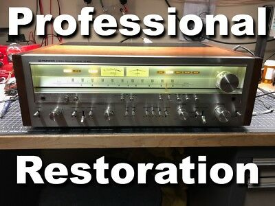 Pioneer SX-850 or SX-950 Professional Restoration (Extensive) and Re-cap