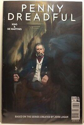 Penny Dreadful #5 exclusive cover SHOWTIME store exclusive