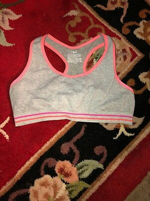 Girls Sports Bra Size 10