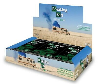 Breaking Bad Season 1-5 Box 2014 / NEU & OVP / 24 Packs / 2 Hits per Box
