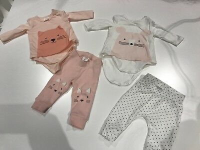 Seed Baby 0000 Girls Clothing