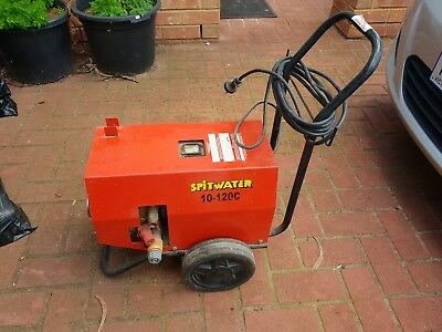 Spitwater pressure cleaner 10-120c