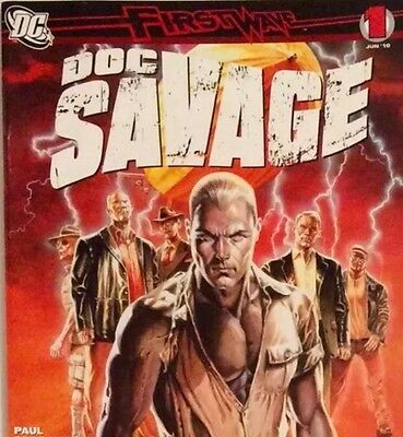 Doc Savage #1-5 (2010) DISCOUNTED! BARGAIN! WOW! 50% OFF GUIDE PRICE