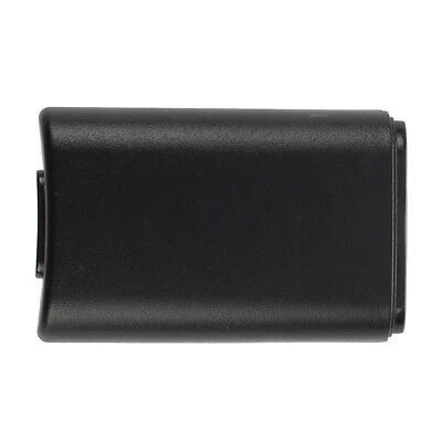 5x(Lid Cover Case Cover Case BLACK Battery for Microsoft Xbox 360 Controller T9
