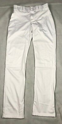 Under Armour Authentic Mens White Long Baseball Pants Nwot Sizes Available