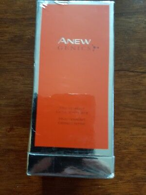 AVON ANEW GENICS Treatment Concentrate - New Sealed In Box 30Ml
