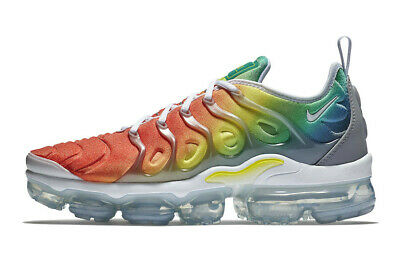super popular 123bc 1e906 NIKE AIR MAX Vapormax Plus RAINBOW MULTICOLOR BE TRUE LGBT PRIDE 924453-103  11.5