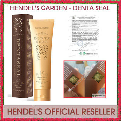 Denta Seal prophylactic toothpaste with whitening effect 50 ml