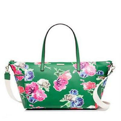 """""""NEW"""" Kate Spade Sprout Green Diaper Bag"""