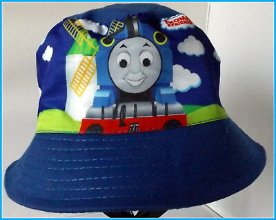 Children's Cotton Bucket Hat - Thomas the Tank Engine - Top Quality