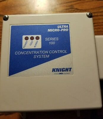 Knight Ultra Micro Pro Series 100 Concentration Control System -Free Shipping-