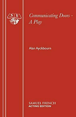 Communicating Doors - A Play by Ayckbourn, Alan Paperback Book The Cheap Fast