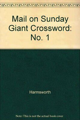The Mail on Sunday and You Magazine Giant Crossword B... by Harmsworth Paperback
