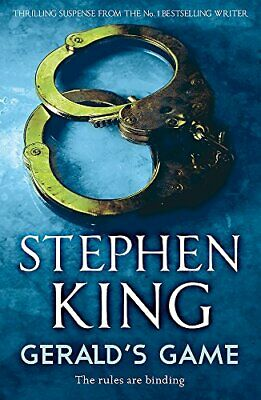 Gerald's Game by King, Stephen Paperback Book The Cheap Fast Free Post