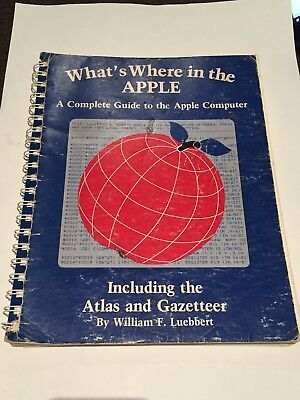 What's Where in the APPLE  - A Complete Guide to the Apple Computer